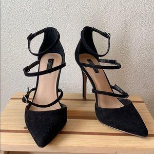 Strappy Topshop Heels
